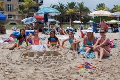 Sand castle contest2