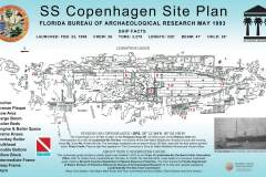 Copenhagen Site Map Guide