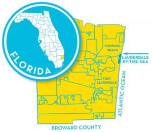 Florida Southeast Coast Map.Discover Charming Lauderdale By The Sea Florida Lauderdale By The