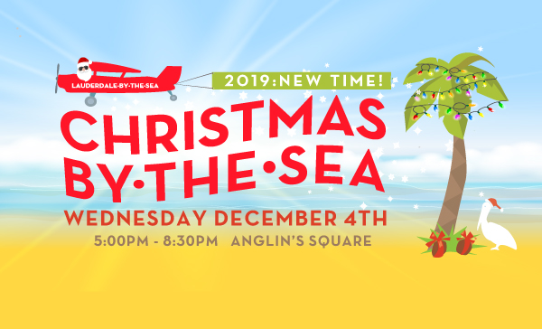 Christmas-By-The-Sea (New time!)