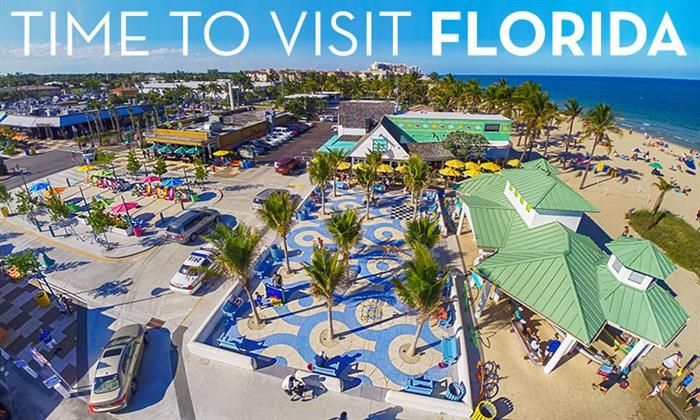 Time To Visit Florida!