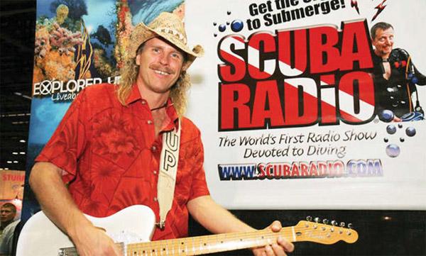 Scuba Cowboy