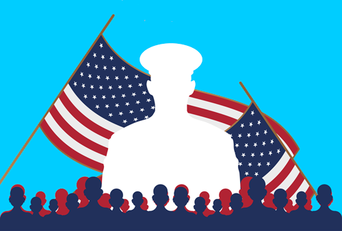 Veterans Day Ceremony in Lauderdale-By-The-Sea