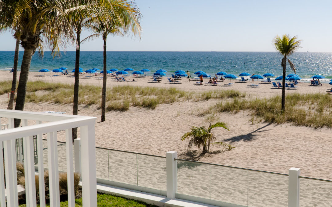 """That """"Sand In Your Toes"""" Feeling is Only Steps Away in Lauderdale-By-The-Sea!"""