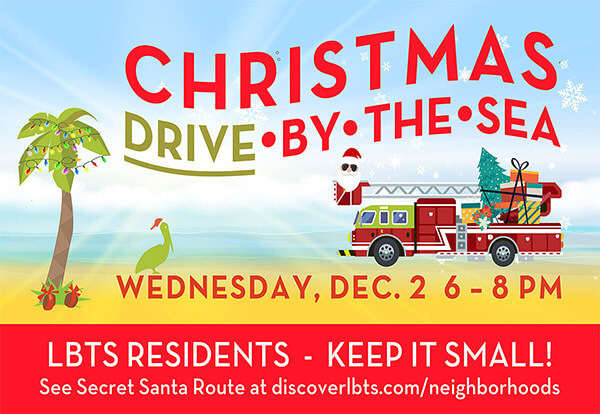 Christmas Drive By Sign