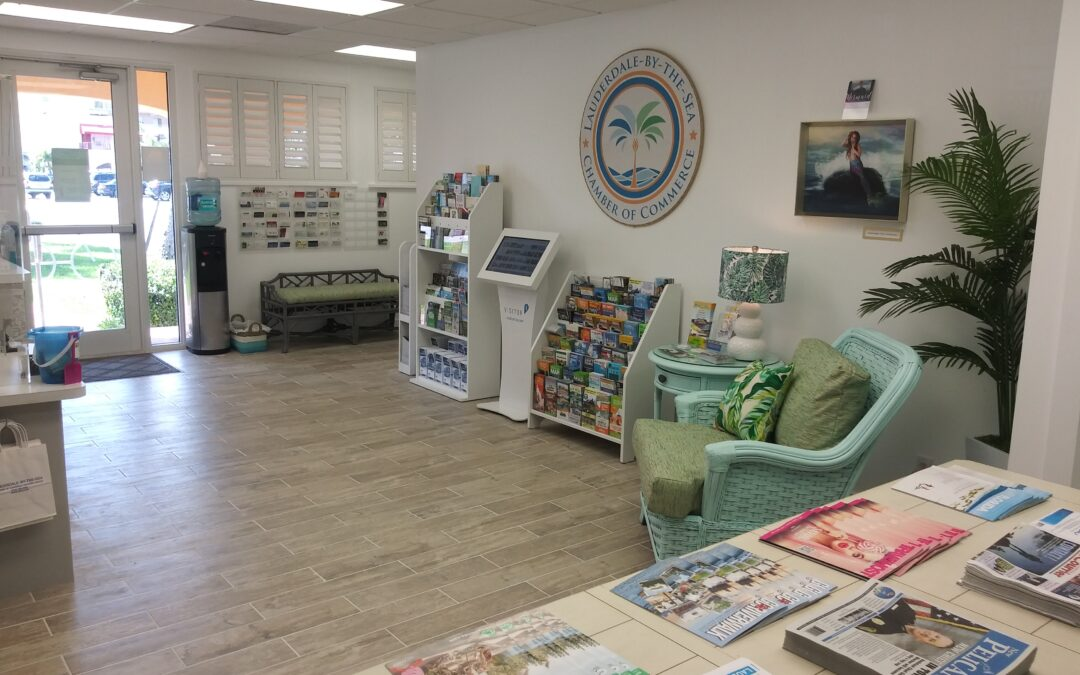Rare Beachside Gem: Newly Renovated Lauderdale-By-The-Sea Visitor Center
