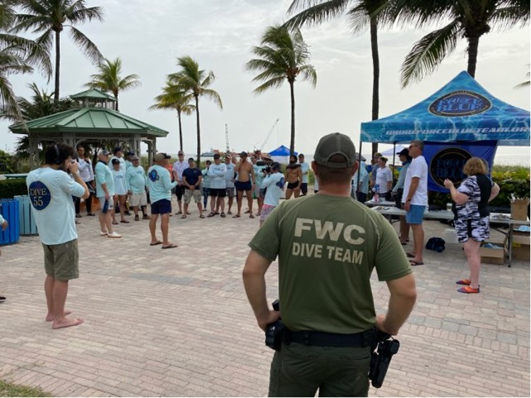 Coastal Conservation Ops: Teaming Up with Military Veterans to Conserve Our Coral Reefs